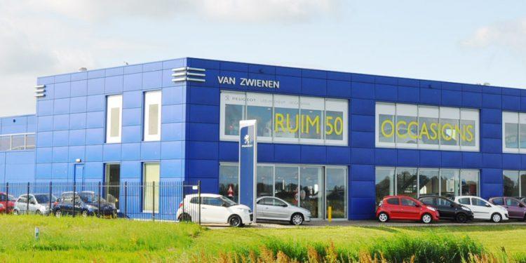 Autobedrijf Van Zwienen overgenomen door Van Mossel