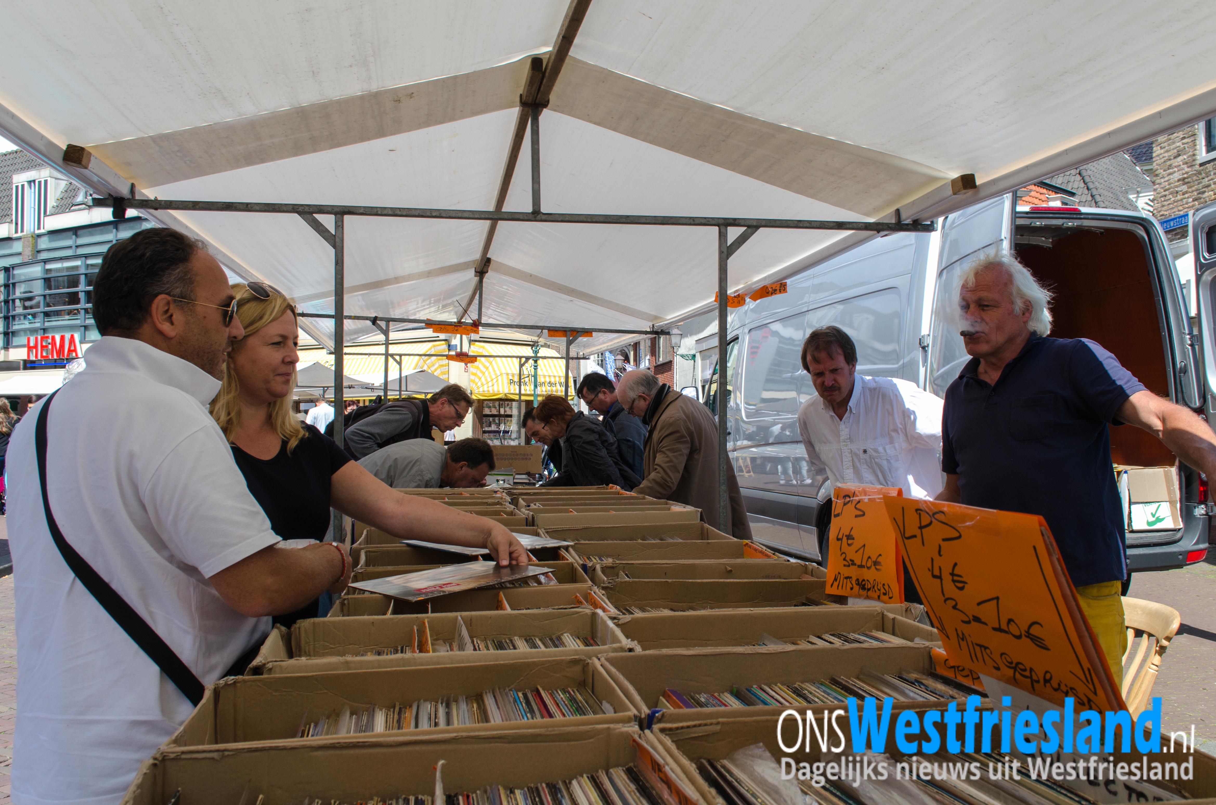 Woensdagmarkten Hoorn vol van creativiteit