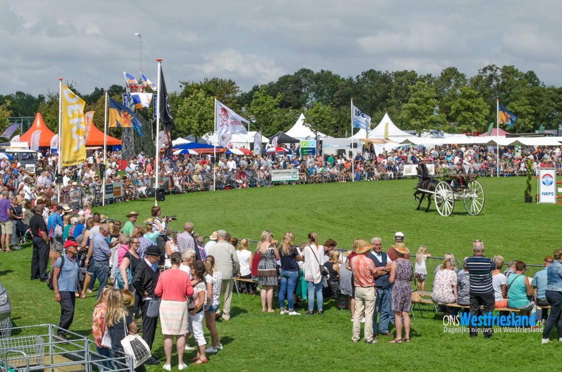 Landbouwshow Opmeer het grootste agrarische evenement van Noord-Holland