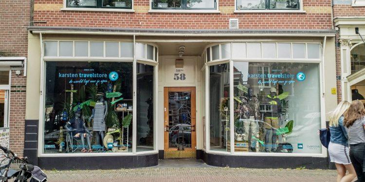 Tweede winkel Karsten in de binnenstad van Hoorn