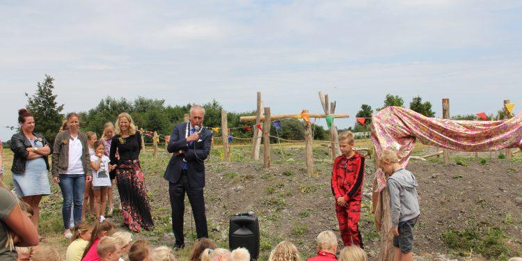 Ravotten in nieuwe natuurspeeltuin Berkhout