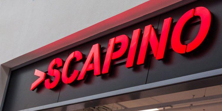 Scapino Hoorn omgebouwd naar nieuwe huisstijl