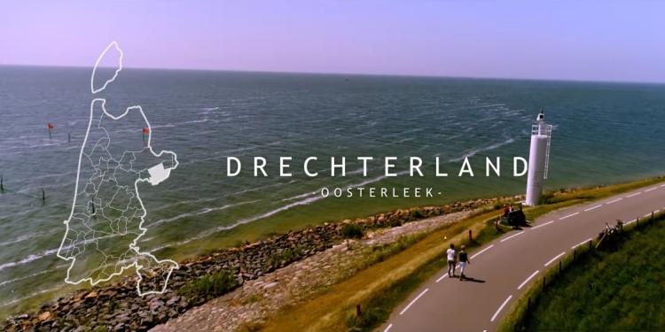 Video: In 3 minuten alle pracht van Drechterland
