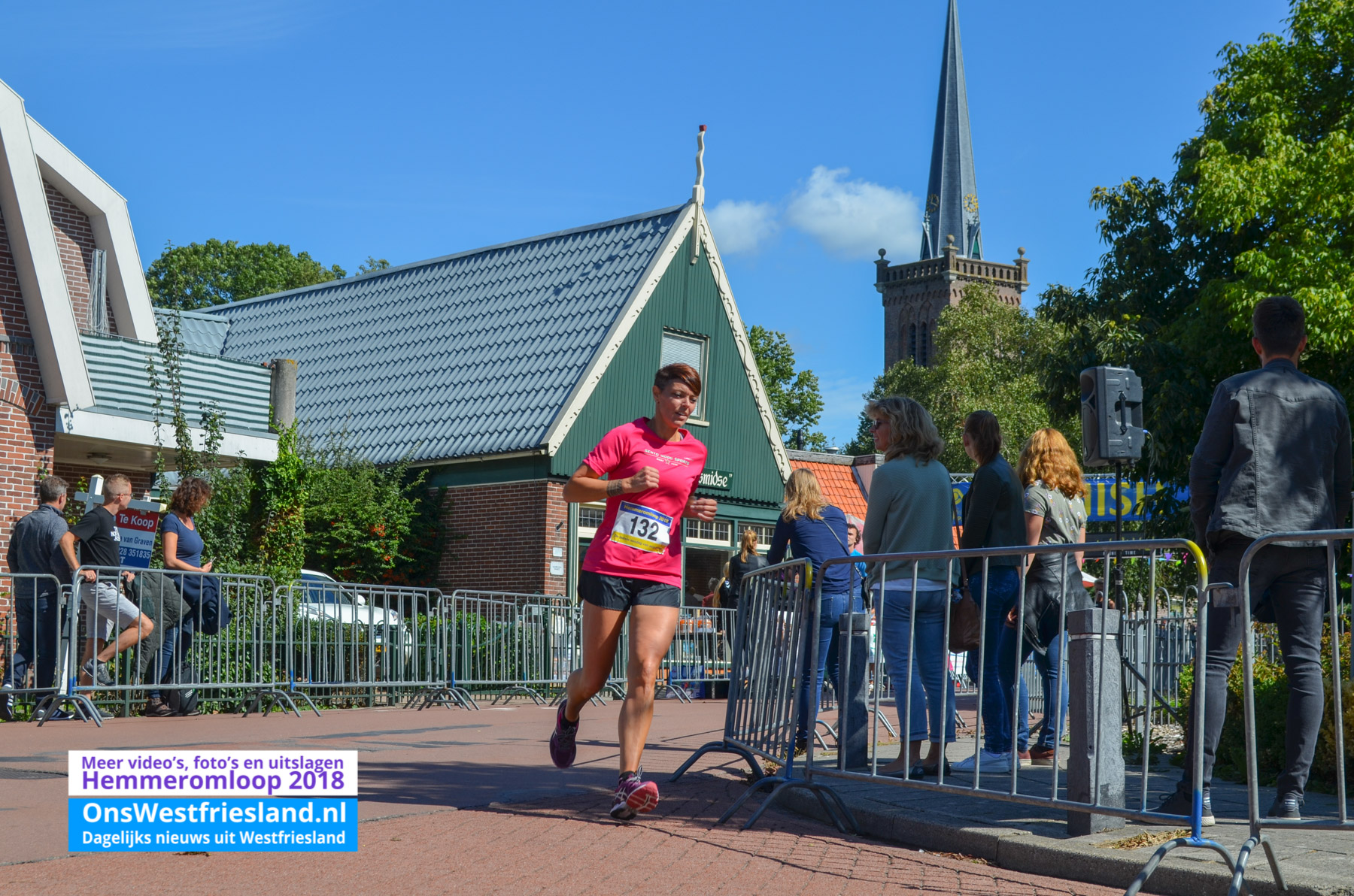 Foto's Hemmeromloop 2018 – Start 10km