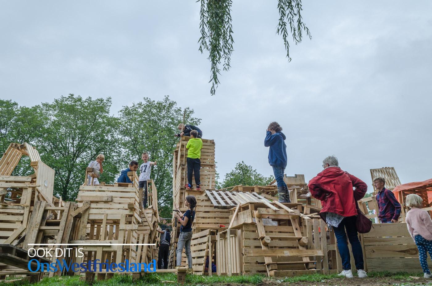 Foto's Huttenbouw Zwaag