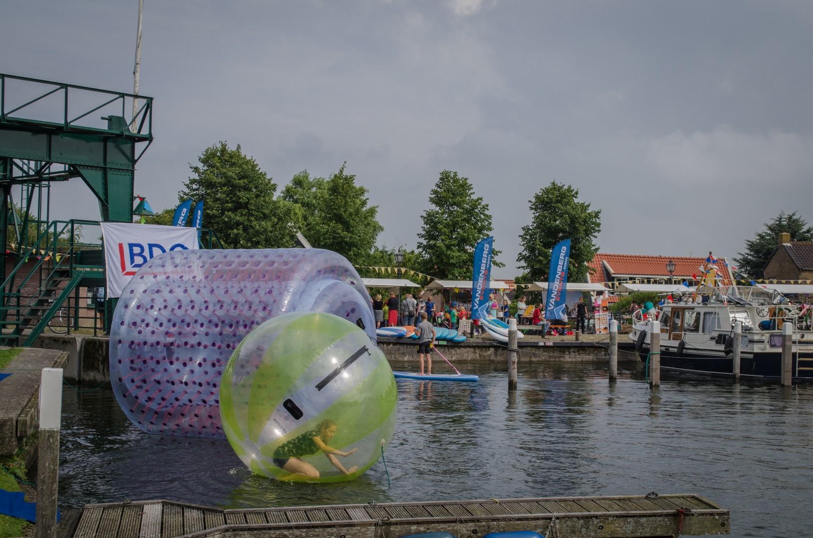 Programma Waterweken in Stede Broec