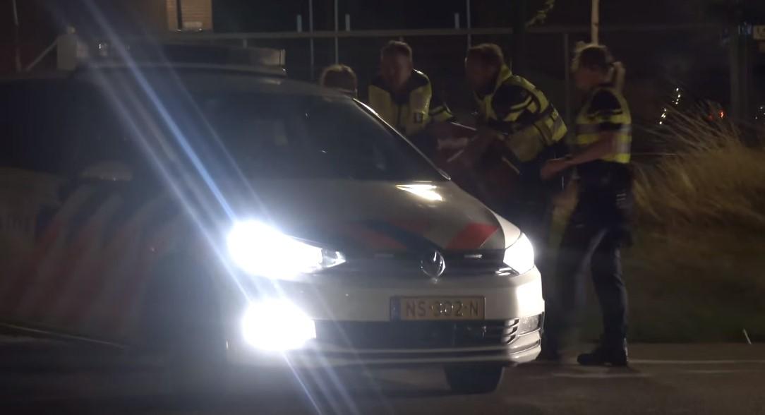 Politiehelikopter ingezet voor aanhouding in Hoornse Hop