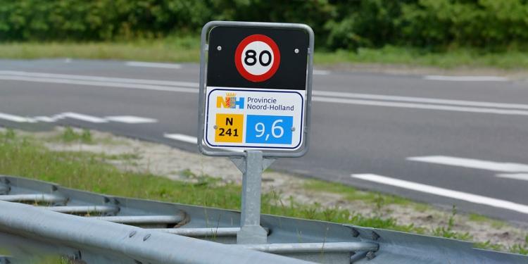 Provincie licht herinrichting AC de Graafweg N241 toe