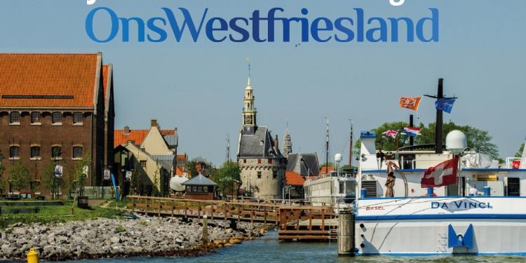 Ook op vakantie dagelijks nieuws uit Westfriesland