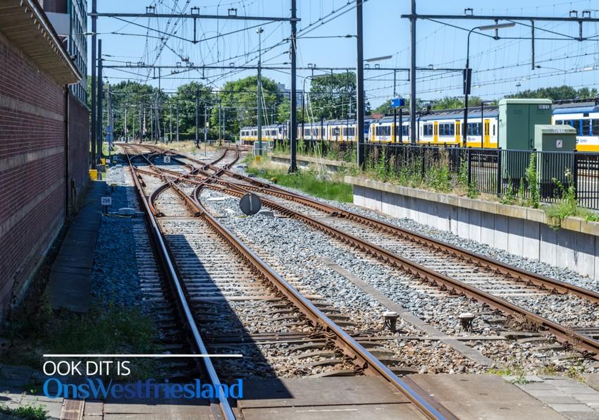Geen treinverkeer trajectUitgeest-Alkmaar-Schagen/Hoorn
