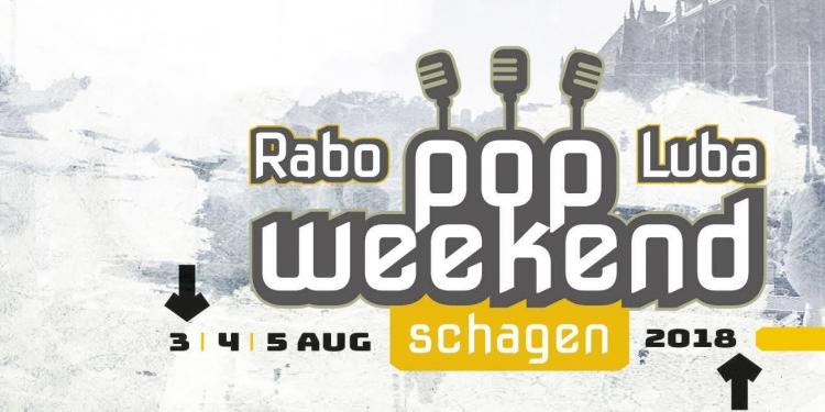 Popweekend Schagen met Andre Hazes, Maan en Snollebollekes