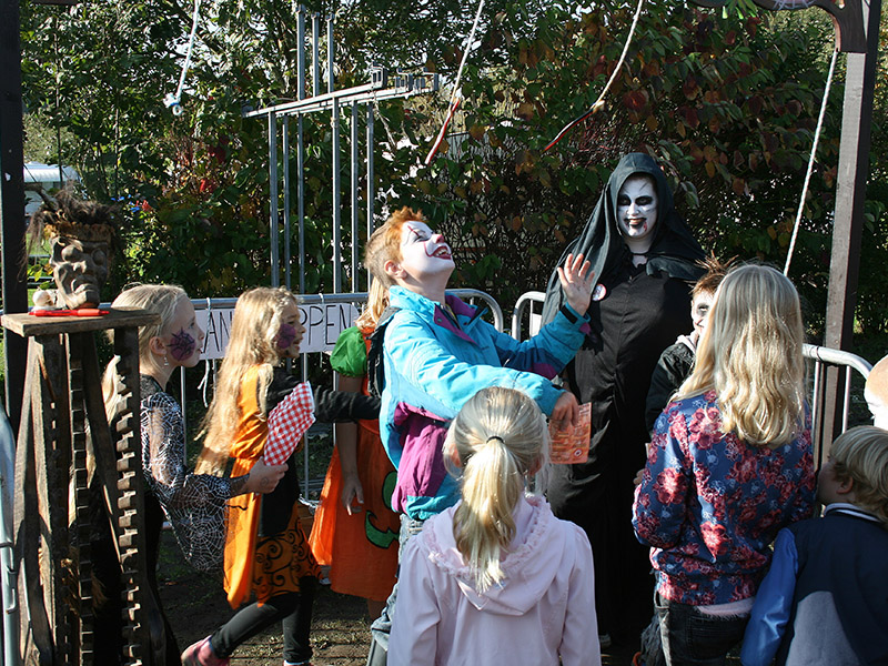 Begin de Herfstvakantie met 'Halloweenfair West-Friesland'