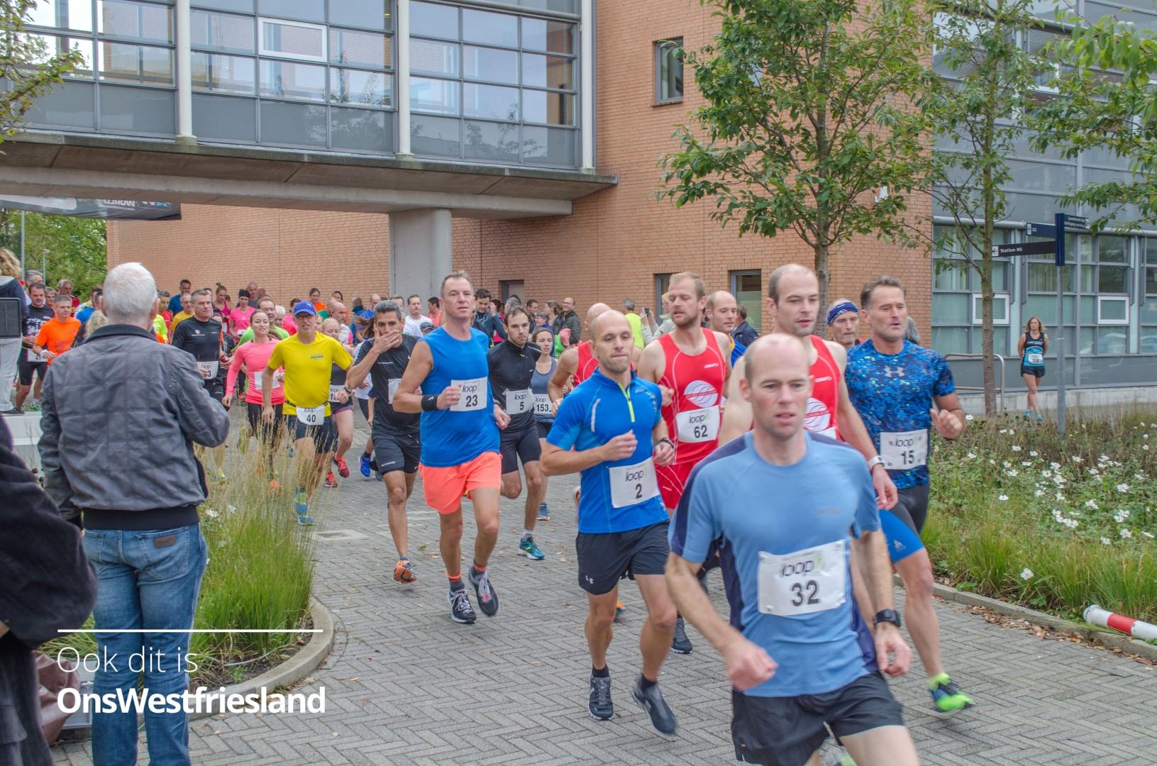 Hardlopen? Nog diverse wedstrijden dit najaar in Westfriesland.