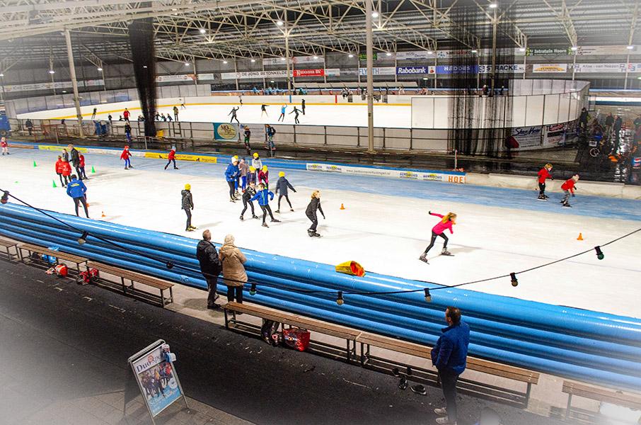 Vanaf dit weekend weer schaatsen op IJsbaan de Westfries