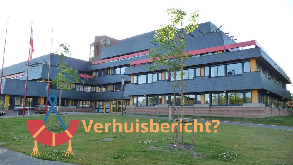 Stadhuis Hoorn moet energiezuiniger; Nieuwbouw is optie