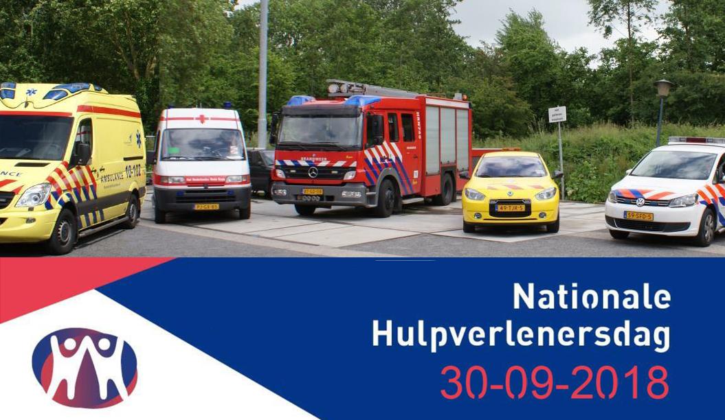 Premier Rutte opent Nationale Hulpverlenersdag in Hoorn