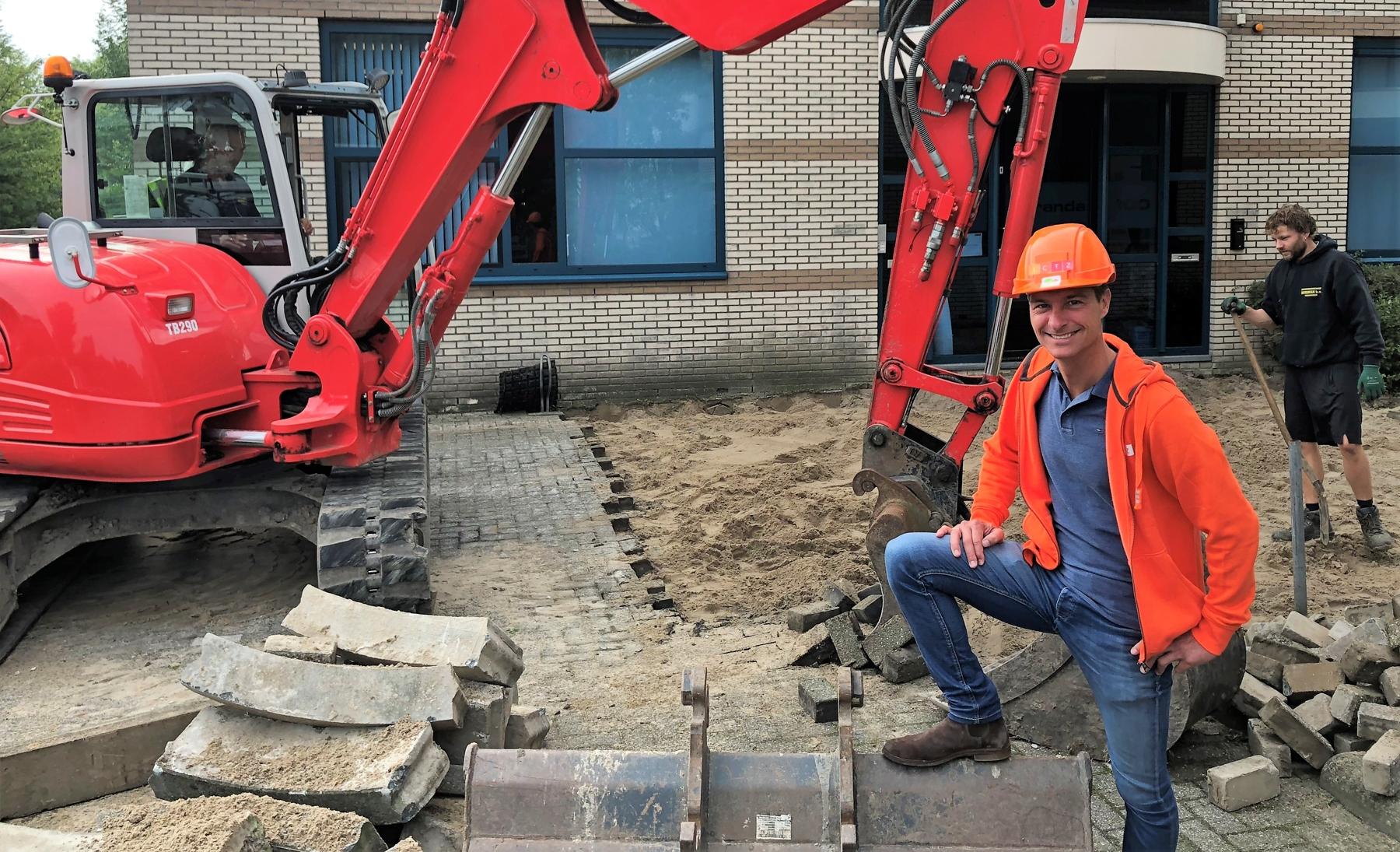 Hoofdkantoor ICTZ in Hoorn breidt uit vanwege groei