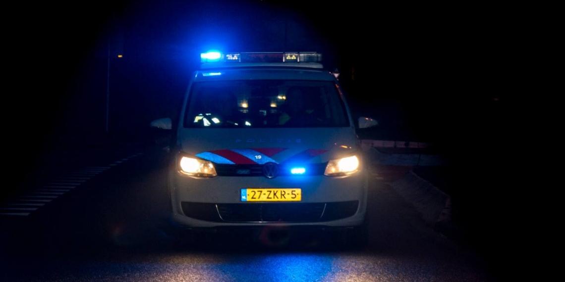 Verdachte onder invloed met gestolen voertuig aangehouden