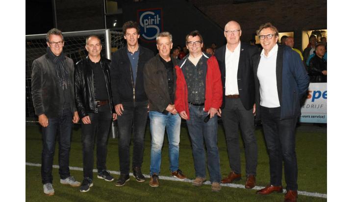 Nieuwe LED-verlichting voetbalclubs