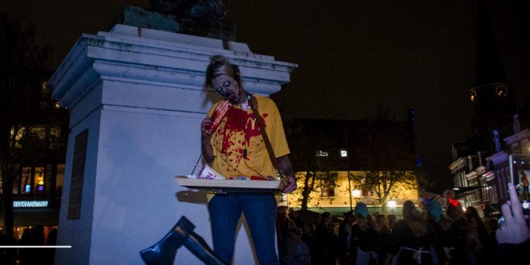 Het komt er weer aan: Halloween Horror Walk Hoorn!