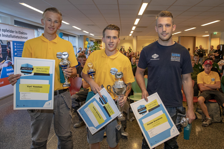 Robin Berkhout regiokampioen Timmeren