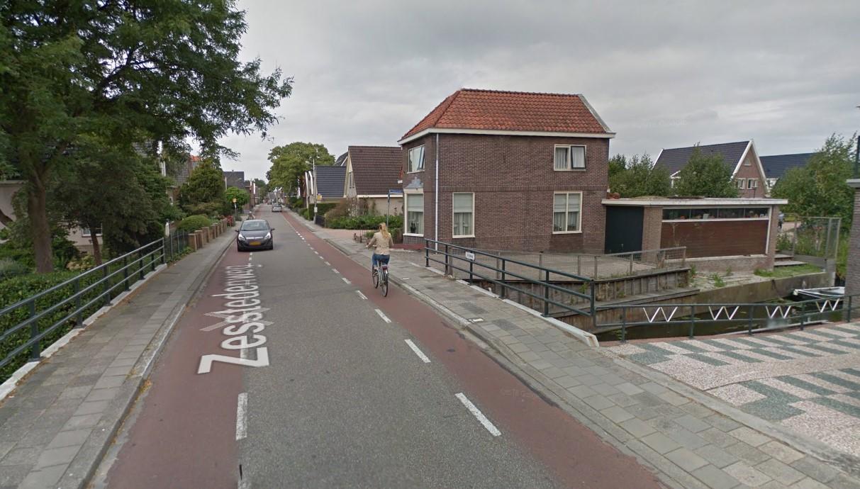 Cirisbrug op Zesstedenweg in mindere staat; Aanpassing verkeer