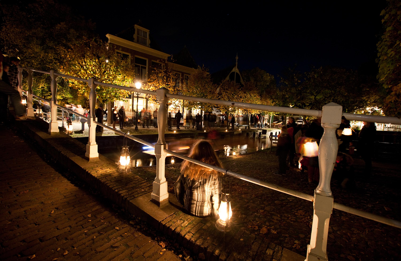 27 oktober in Zuiderzeemuseum: Avond in het buitenmuseum