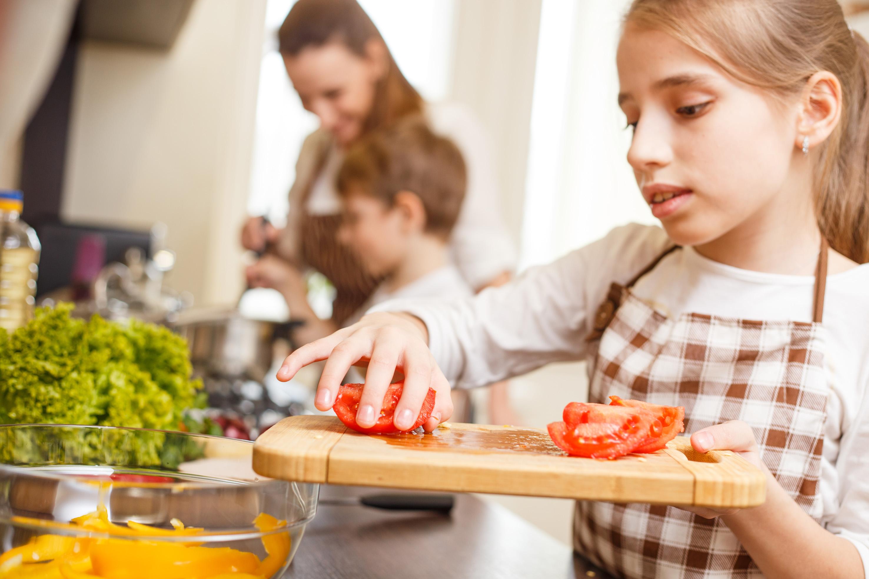 Kookcafé voor kinderen met autisme van start gegaan in Westfriesland