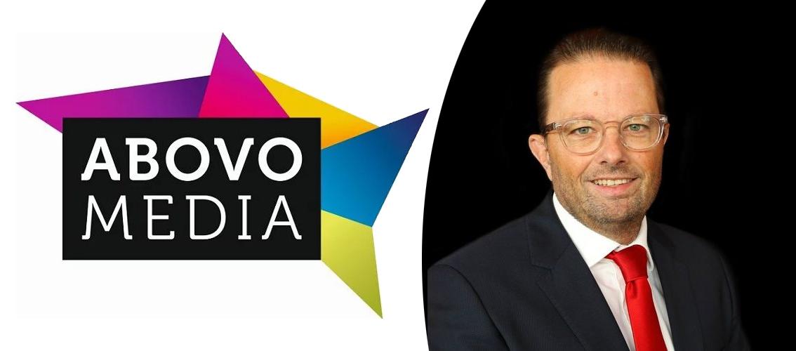Nieuwe CEO voor Abovo Media uit Hoorn