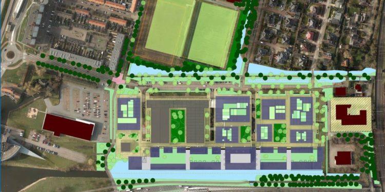 Hoorns college is akkoord met plan Holenkwartier