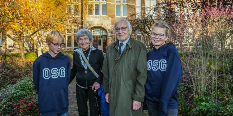 Jubilerende OSG West-Frieslandbrengt heden en verleden samen