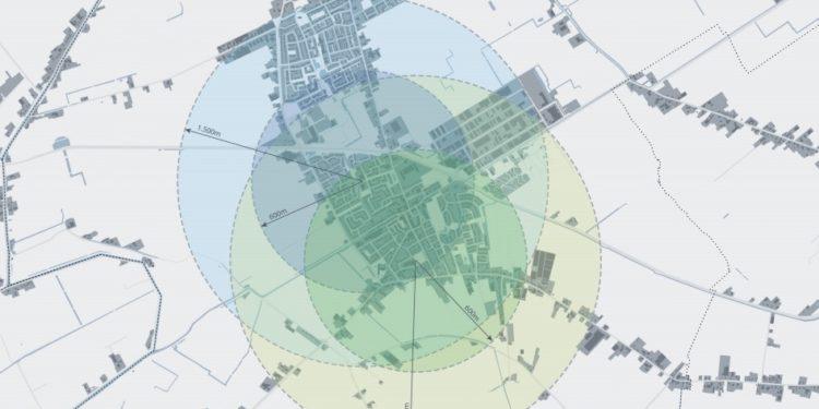 Drukbezochte aftrap locatieonderzoek in Spanbroek/Opmeer