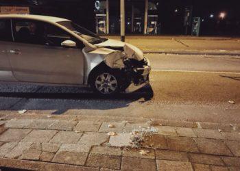 Burger volgt doorrijder ongeluk in Hoorn