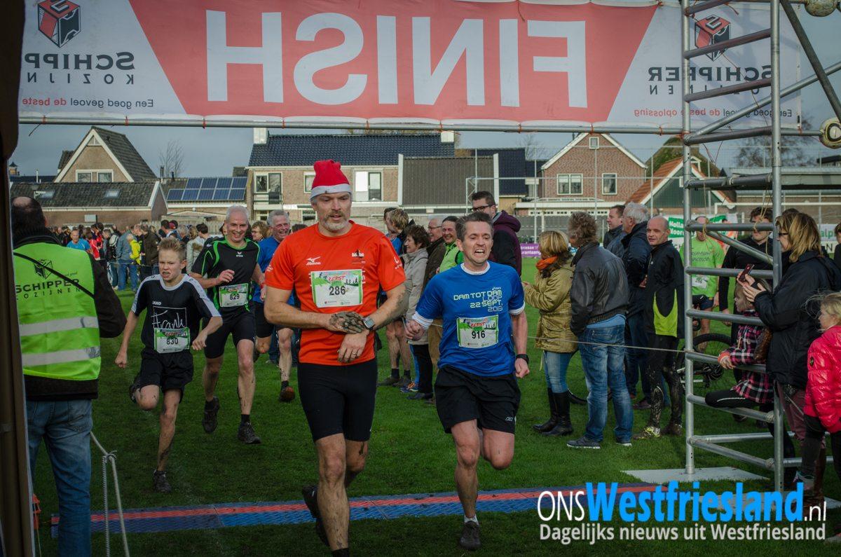 Parcours Kerstcross Opmeer aangepast; 'Meer spektakel voor publiek'