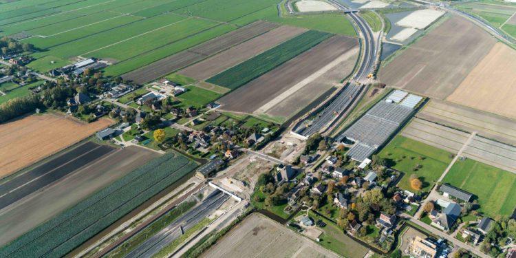 Dinsdag opent N307 tussen Markerwaardweg en Voetakkers