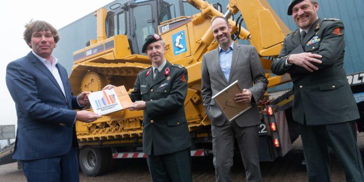 Hoorns familiebedrijf krijgt hoog militair bezoek