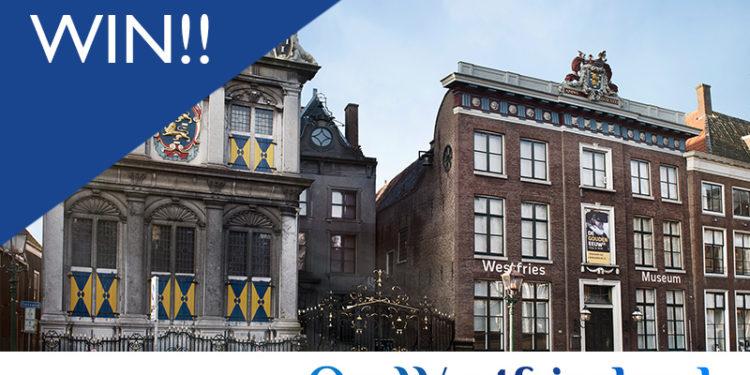 Win! Win! Win! Gratis toegang 2 personen aan Westfries Museum