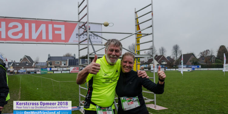 Kerstcross Opmeer 2018: 10km