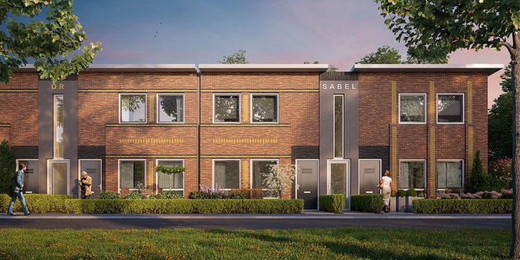 Bouw klein appartementencomplex gegund aan HSB
