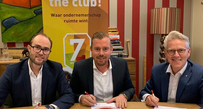 Felko Holland tekent koopcontract op nieuwe fase Zevenhuis