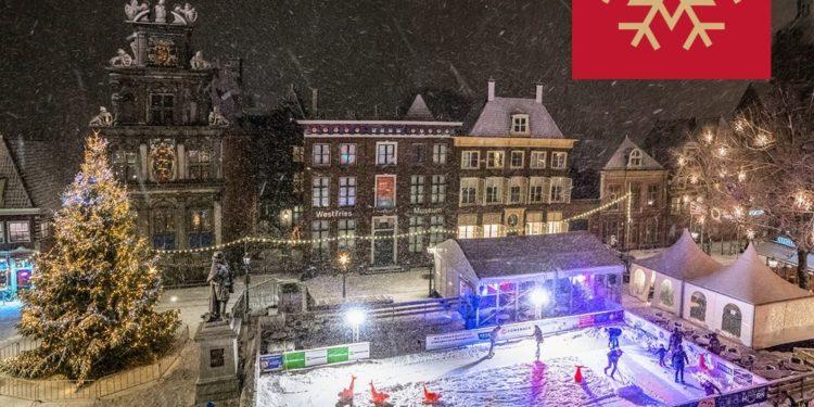 Schaatsbaan op Roode Steen in Hoorn dit jaar overdekt