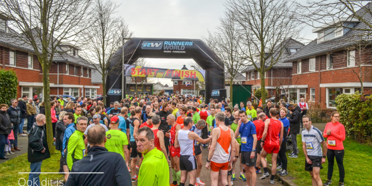 Meer sporten in 2019? Hubo Kaagloop in Wervershoof