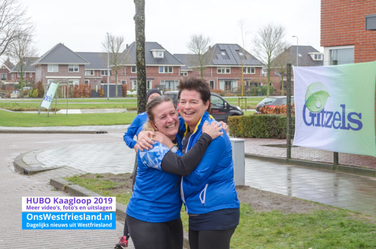Foto's Kaagloop 2019 – Finish (deel 10km lopers)