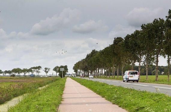 Plan A.C. de Graafweg (N241) ligt nu voor bij Provinciale Staten