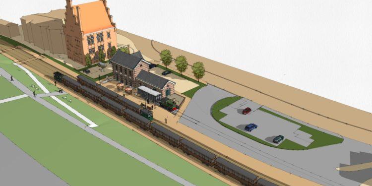 (Centraal) Station in Medemblik wordt klaargestoomd voor de toekomst