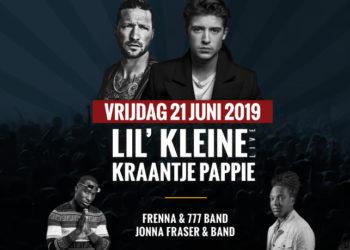 Tweede dag Live in Hoorn focus op rapmuziek