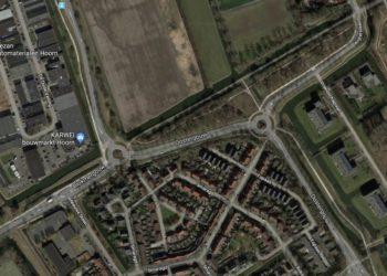 Werkzaamheden aan rotonde's Blokmergouw en Oostergouw in Hoorn