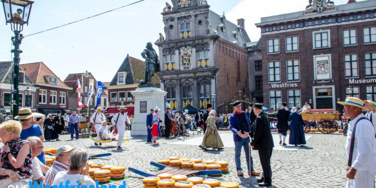 Hoornse Kaasmarkt van donderdag naar dinsdag