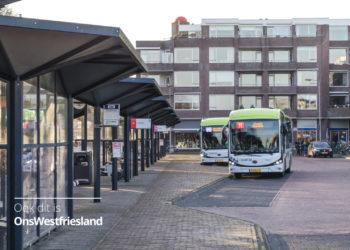 Nieuwe routes en tijden voor buslijnen in Westfriesland