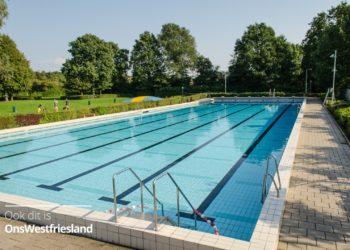 Eind april gaat poort zwembad de Wijzend weer open (update)